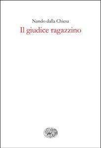 Il giudice ragazzino Libro Cover