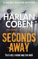 Harlan Coben - Seconds Away artwork