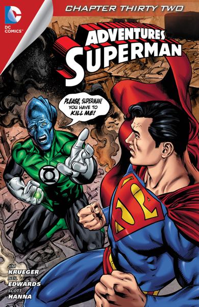 Adventures of Superman (2013- ) #32