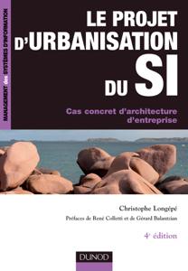 Le projet d'urbanisation du S.I. - 4ème édition La couverture du livre martien