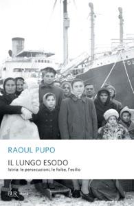 Il lungo esodo Book Cover