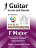 John Rodney Ferguson - Guitar Scales and Chords - F Major  artwork