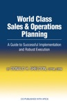 World Class Sales  Operations Planning