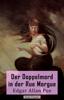 Edgar Allan Poe & Jürgen Schulze - Der Doppelmord in der Rue Morgue artwork