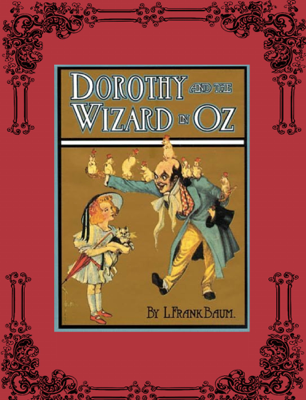 Dorothy and the Wizard in Oz - L. Frank Baum book
