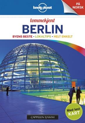 Berlin Lonely Planet Lommekjent book cover