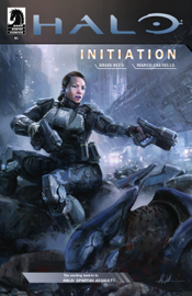 Halo: Initiation #1 book