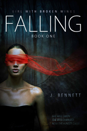 Falling book