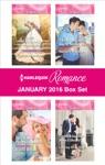 Harlequin Romance January 2016  Box Set