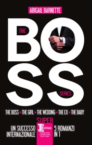 The Boss Series Book Cover