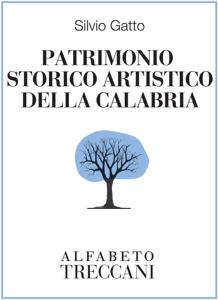 Patrimonio storico artistico della Calabria Copertina del libro