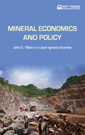 Download and Read Online Mineral Economics and Policy