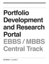 Portfolio Development And Research Portal