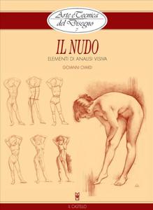 Arte e Tecnica del Disegno - 7 - Il nudo Copertina del libro