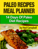 Ned Campbell - Paleo Recipes Meal Plan: 14 Days Of Paleo Diet Recipes artwork