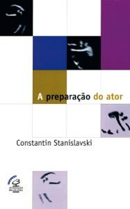 A preparação do ator Book Cover