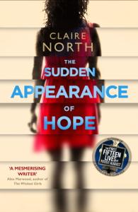 The Sudden Appearance of Hope La couverture du livre martien