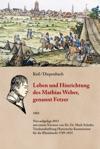Leben Und Hinrichtung Des Mathias Weber Genannt Fetzer