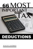 66 Most Important Tax Deductions