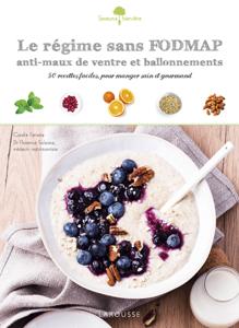 Le régime sans FODMAP La couverture du livre martien