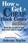 How To Get A Cheap Book Cover