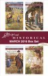 Love Inspired Historical March 2016 Box Set