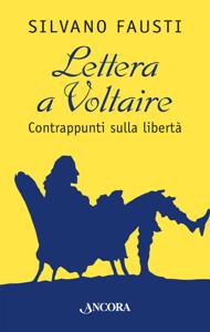 Lettera a Voltaire Copertina del libro