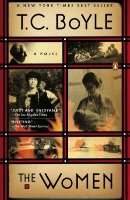 The Women - T.C. Boyle book