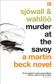 Murder at the Savoy Book Cover