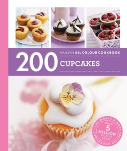 Hamlyn All Colour Cookery: 200 Cupcakes da Joanna Farrow