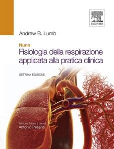Nunn - Fisiologia della respirazione applicata alla pratica clinica Book Cover
