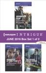 Harlequin Intrigue June 2016 - Box Set 1 Of 2