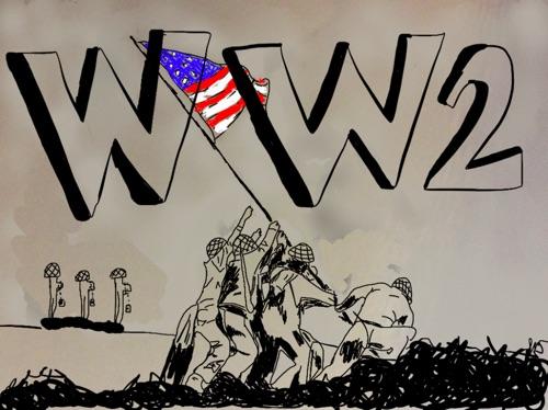 Angie Mann, Lauren Benning & Jonathan Smith - World War 2