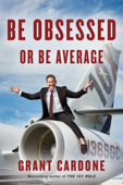Be Obsessed or Be Average Book Cover