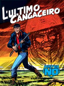 Mister No. L'ultimo cangaceiro Copertina del libro