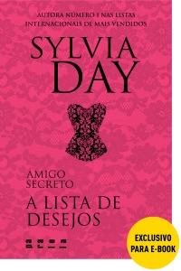 Amigo secreto: A lista de desejos Book Cover