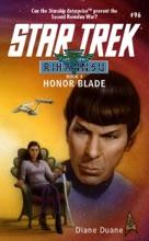 Star Trek: Rihannsu #4: Honor Blade
