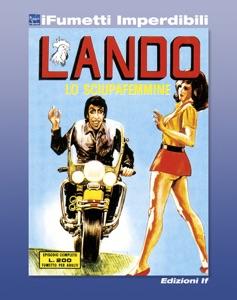 Lando n. 1 (iFumetti Imperdibili) di Renzo Barbieri & Studio Montanari Copertina del libro