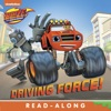 Driving Force Blaze And The Monster Machines Enhanced Edition