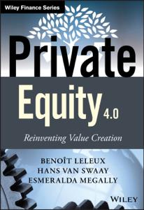 Private Equity 4.0 La couverture du livre martien