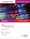 Edexcel A Level Year 2 Physics Student Guide Topics 6-8
