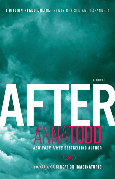 After - Anna Todd book cover