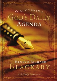 Discovering God's Daily Agenda PDF Download