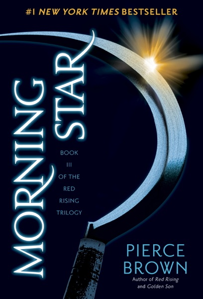 Morning Star - Pierce Brown book cover