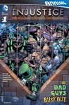 Injustice Gods Among Us Year Four Annual 2015- 1