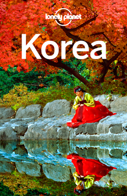 Korea Travel Guide - Lonely Planet book