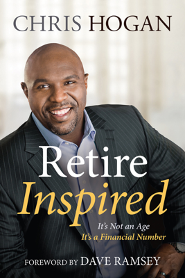 Retire Inspired - Chris Hogan book