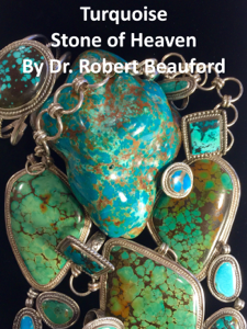Turquoise Stone of Heaven Book Cover