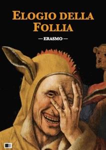 Elogio della Follia Book Cover