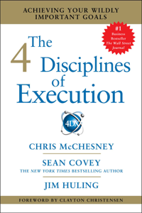 The 4 Disciplines of Execution ebook